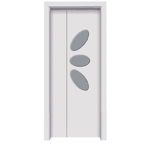 玻璃套装门